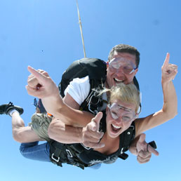 Skydive Alabama Experienced Jumpers