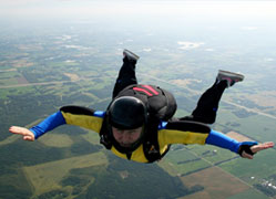Skydive Alabama AFF Certification