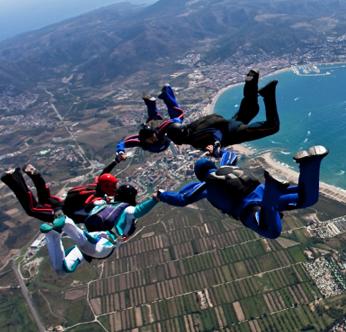 Skydive Alabama Experienced Jumpers