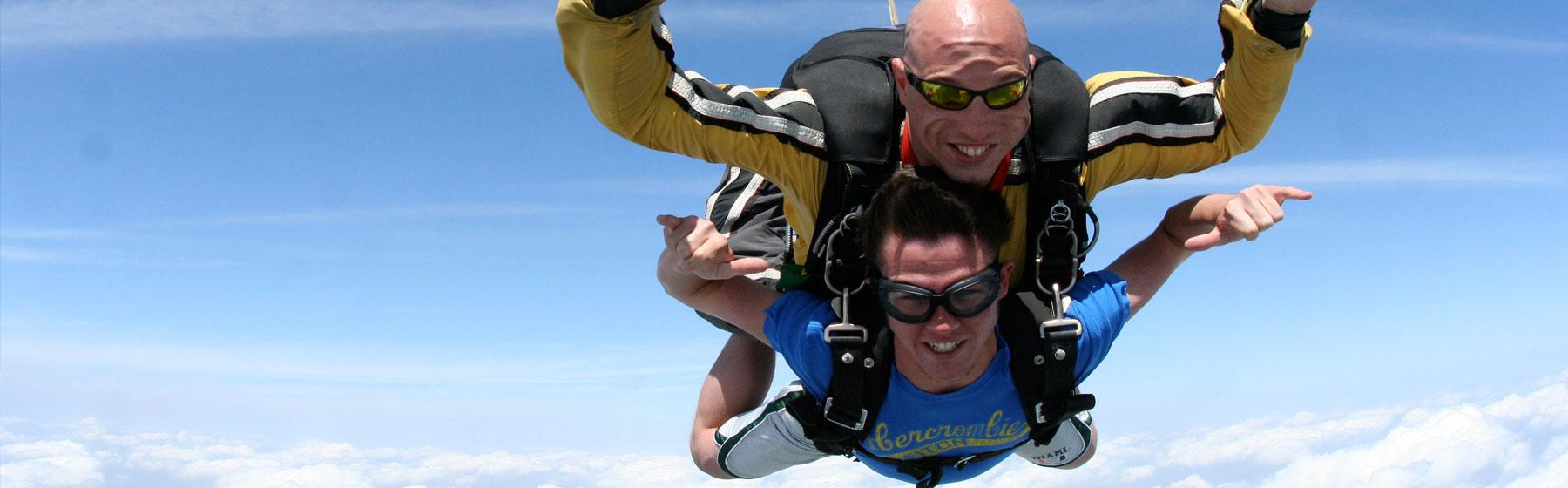 Skydive Alabama Tandem Skydiving